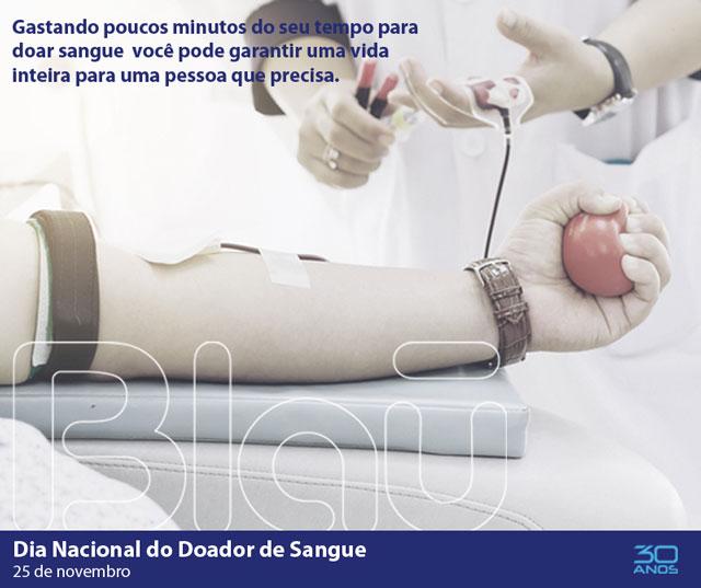 Dia Nacional do Doador de Sangue